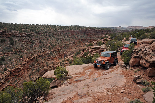 Easter Jeep Safari in Moab