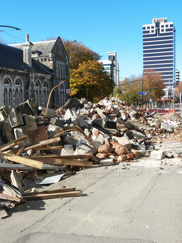 City Street after Earthquake | by Nicks.Place