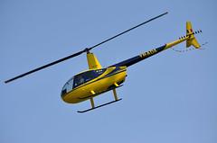 Robinson R44 Raven - YR-ADA