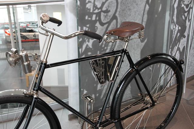 Wanderer Fahrrad Typ 1
