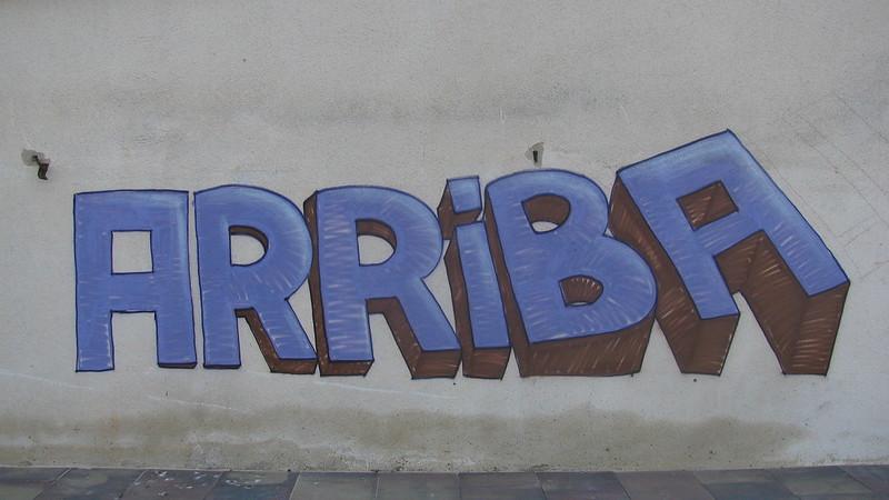 ARRIBA