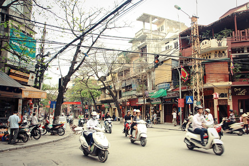 Old Quarter, Hanoi | by Andrea Schaffer