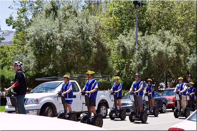 Segway - The Way to See San Francisco