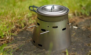 Caldera Cone Stove System | by Nick Bramhall