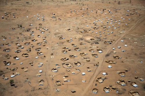 Muhkjar refugee camp | by UNAMID Photo