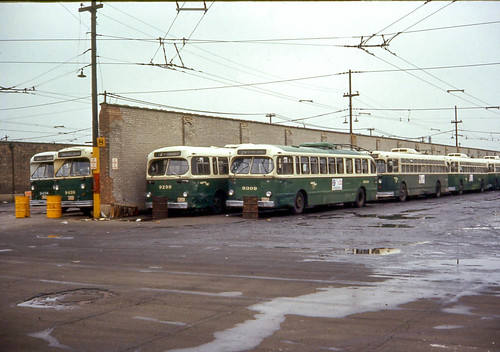 19680601 09 CTA North Ave. station   by davidwilson1949