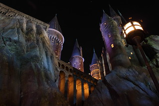 Hogwarts Castle Night1 | by GunnerVV