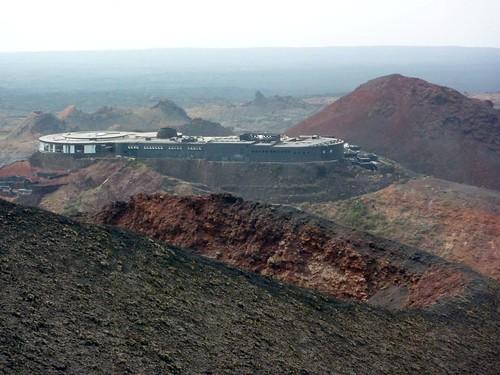 Timanfaya Visitor Centre (02/04/2011)