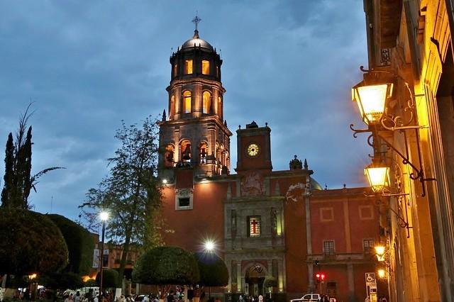 Templo de San Francisco, Santiago de Querétaro, Querétaro
