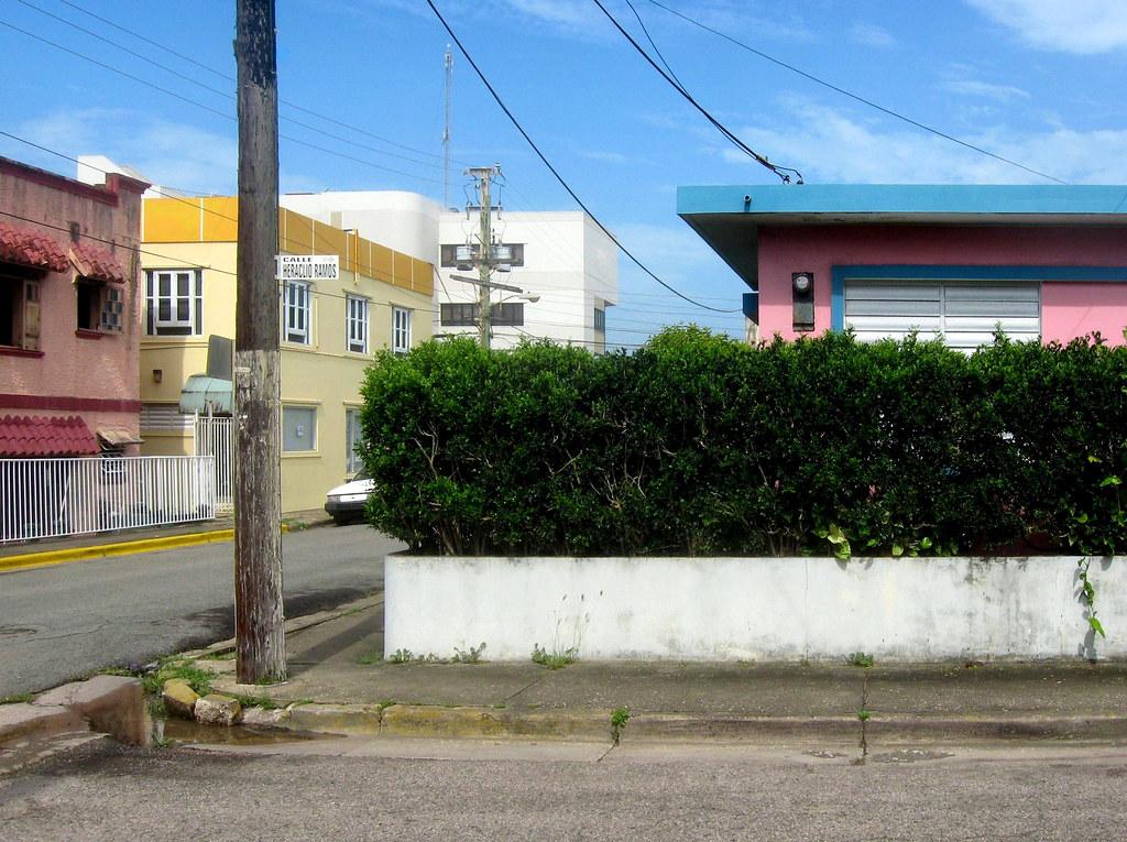 Arecibo, Puerto Rico by Minno Ramirez
