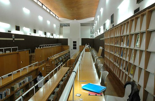 Biblioteca Aulario Maria de Guzman