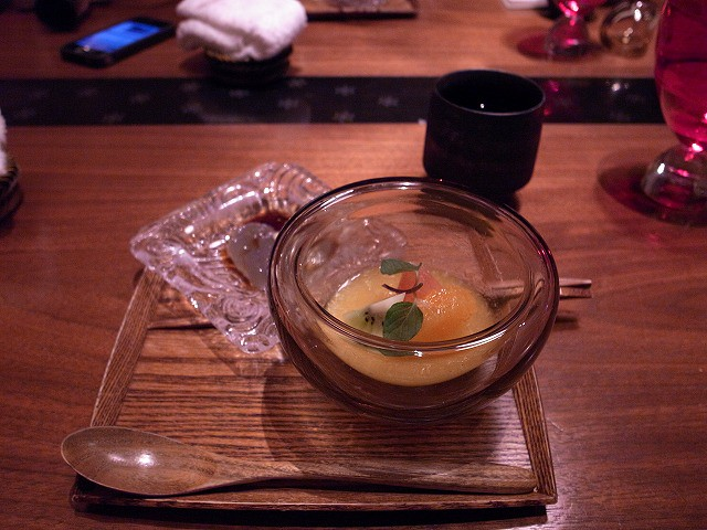 <p>j)時宜特製デザート</p>