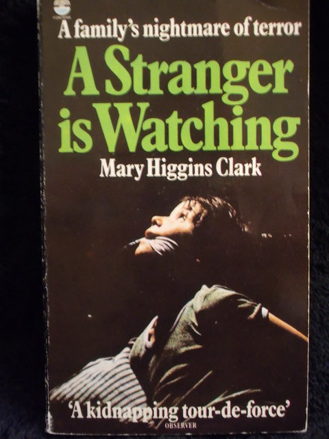 A Stranger is Watching, by Mary Higgins Clark (Fontana 5756)
