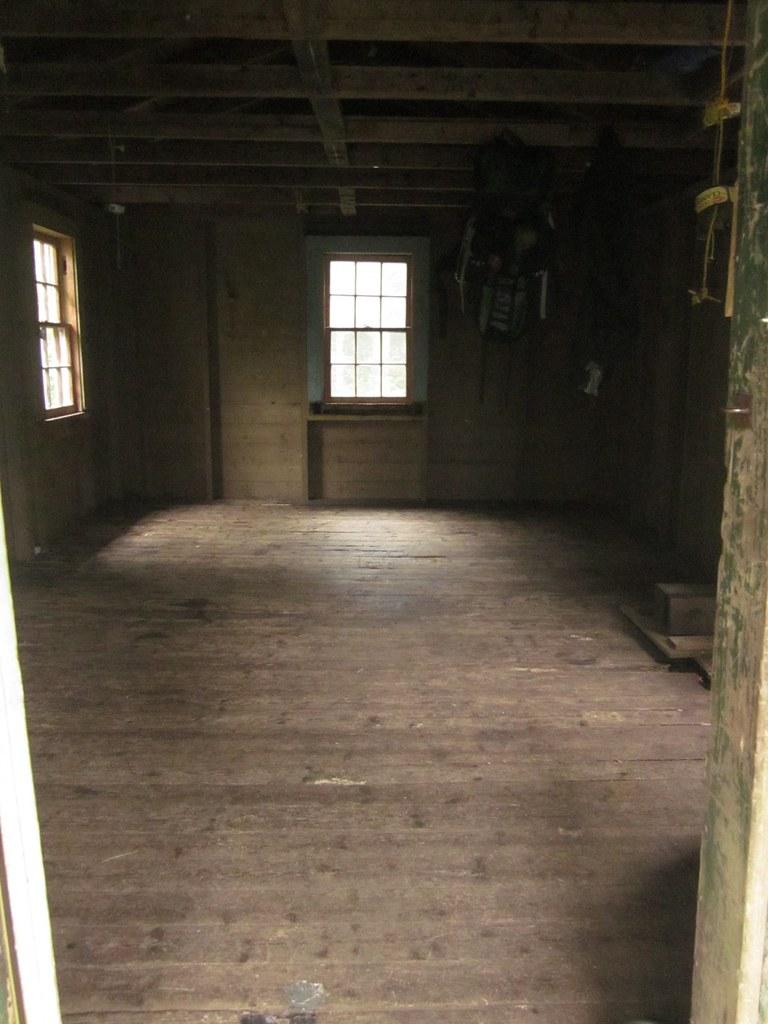 The Empty Cabin