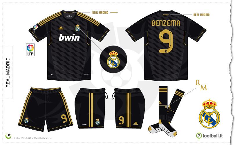 pretty nice 95596 4ac95 Real Madrid away kit 2011/2012 | Sergio Scala | Flickr