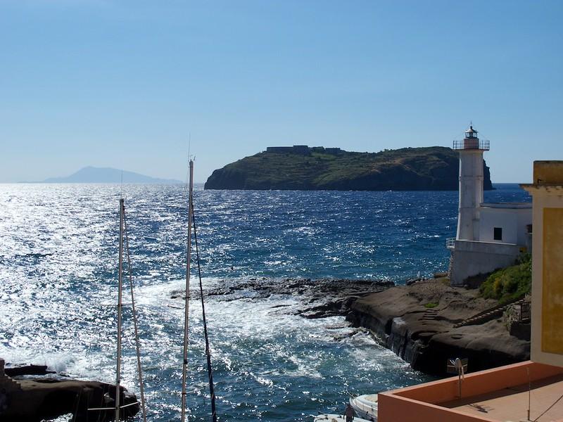 Ventotene Lighthouse