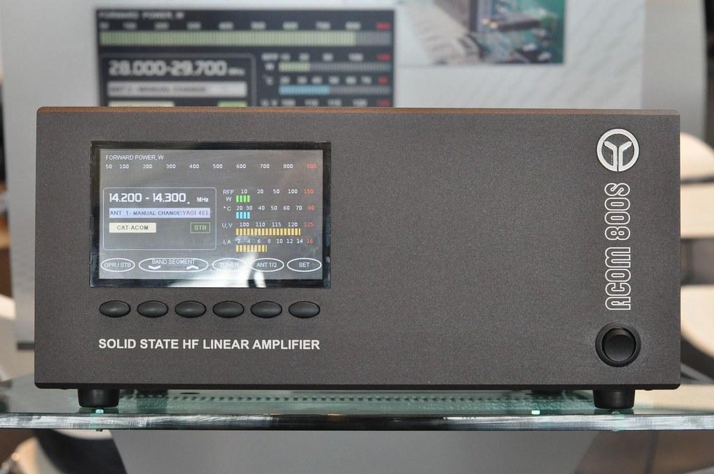 Acom 800S   Acom 800S Linear Amplifier   Hans Remeeus   Flickr