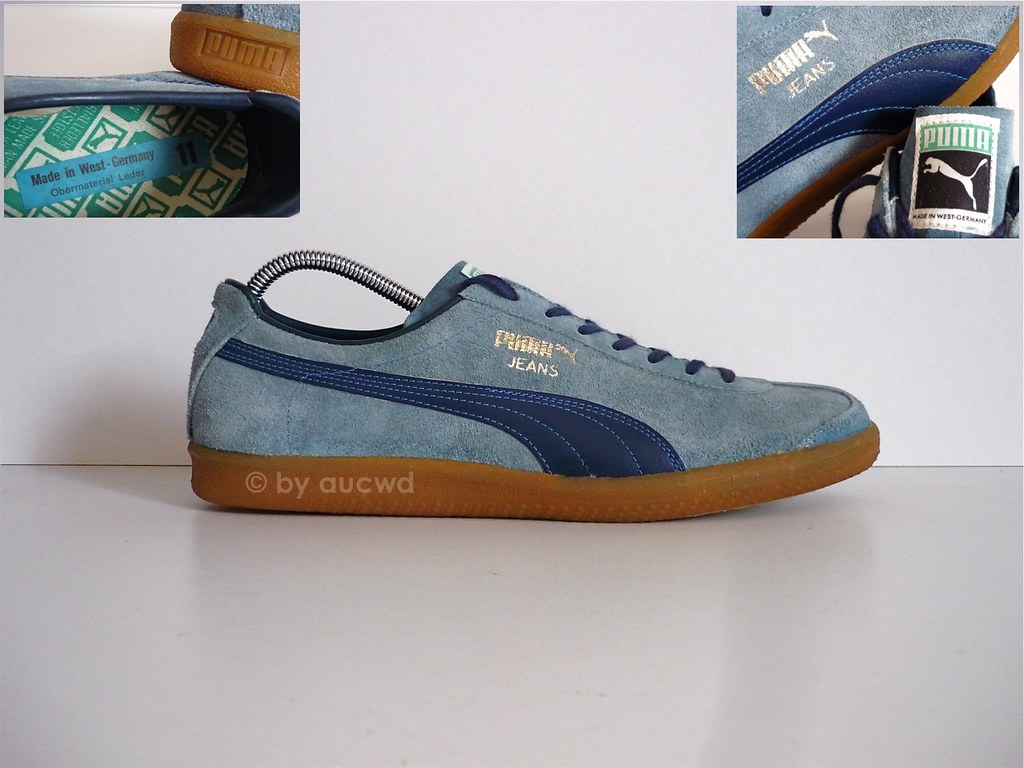 70`s 80`s Flickr ShoesMade In Unworn Vintage Jeans West