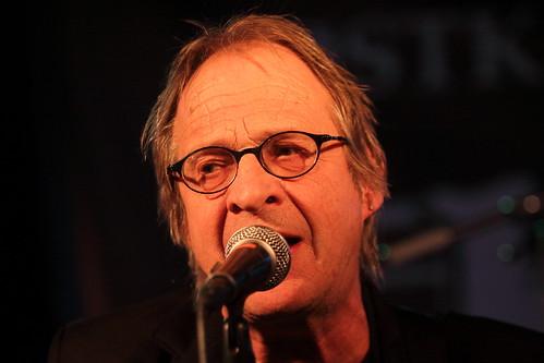 Kåre Virud Band & Jan Erik Vold  at Herr Nilsen