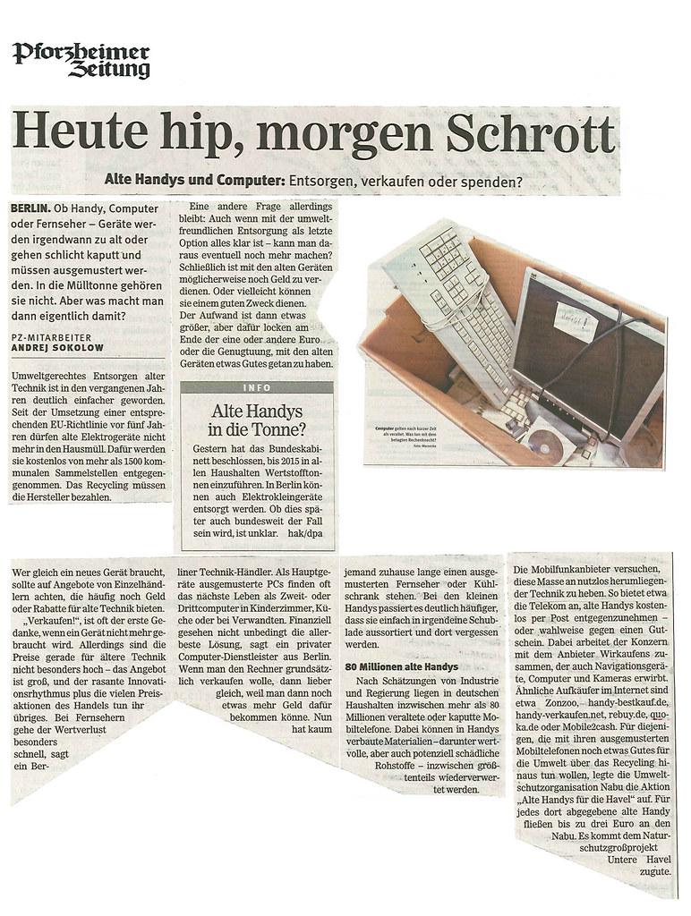 Pforzheimer Zeitung Heute