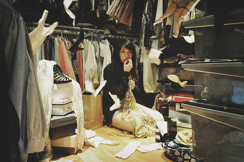 Shopaholic Habit | by Paulina Lam