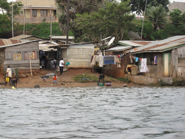 Lake Victoria shore-dwellers