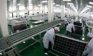 Solar Modules manufacture | by GIGASOLAR