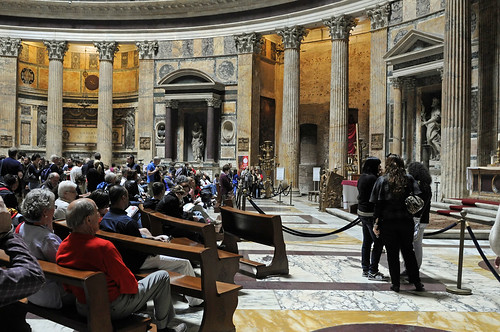 Pantheon Interior | by Son of Groucho