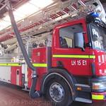 Dundalk Fire Service / 04 LH 3483 / Scania 94D 300 Magirus / ALP