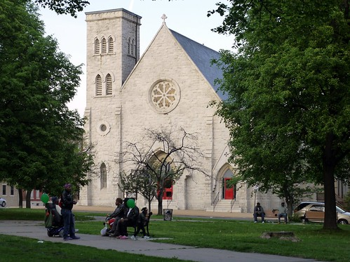 St. James Episcopal Church at the West Baltimore Squares Spring Celebration | by West Baltimore Squares