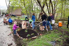 South End Earth Day 2011 - Albany, NY - 2011, Apr - 23.jpg by sebastien.barre
