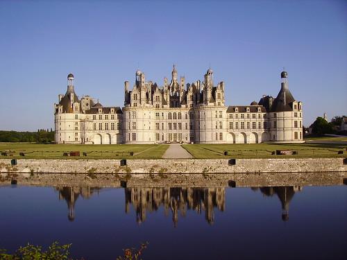 Château de Chambord, vu d'une douve | by JPC24M