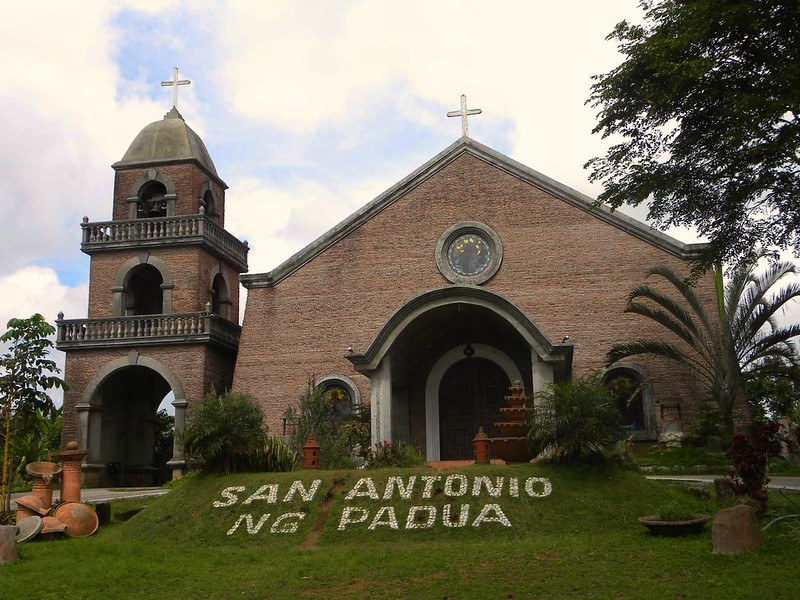 San Antonio de Padua Church, Pooc, Silang,Cavite