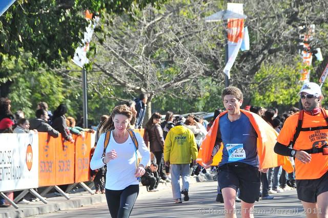 X Maraton Internacional de la Bandera - 42K Rosario - 2011