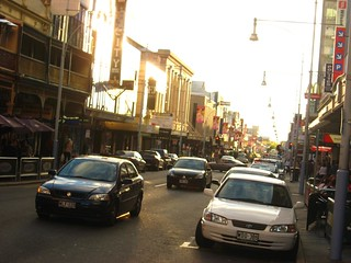 Congested Street in Adelaide | by theclutterbells