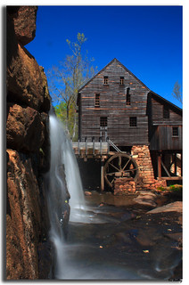 Yates Mill | by Skip Bradley