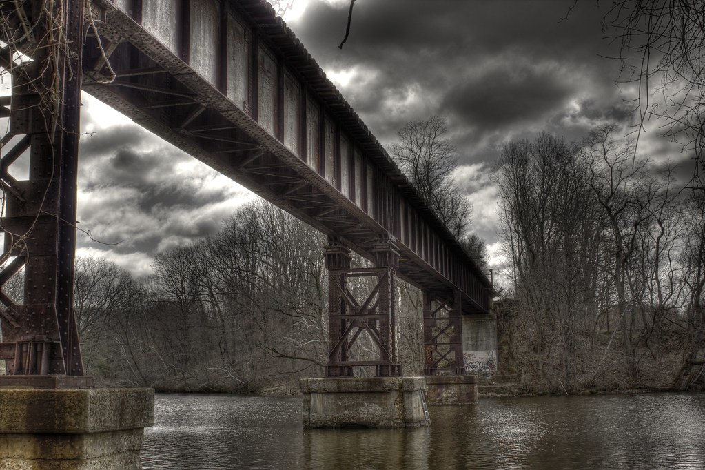 Springfield MA.watershop train trellis   Old Train trellis c…   Flickr