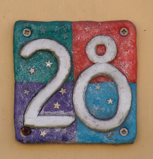 No 28 - handpainted | by kirstyhall