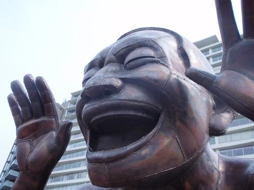 laughing | by jmegjmeg