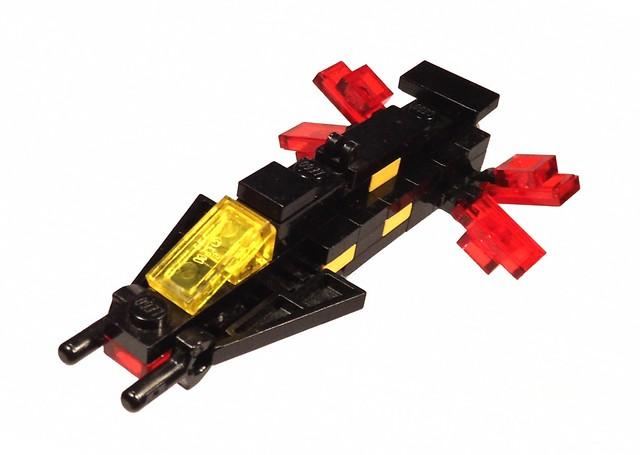 Mini - Blacktron I - 6894 - Invader