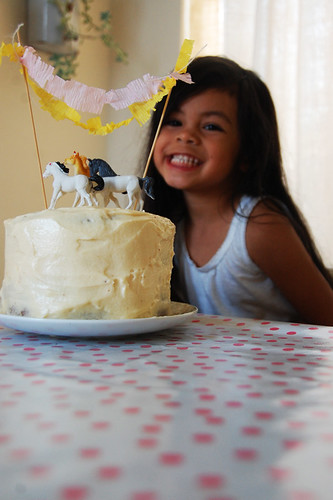 her 5th birthday wish | by rubyellen