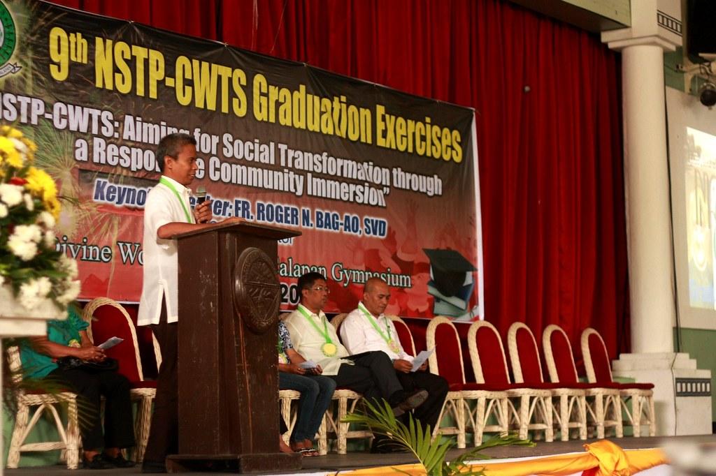 cwts graduation speech