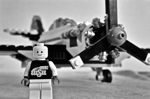 WSU Lego Plane 2