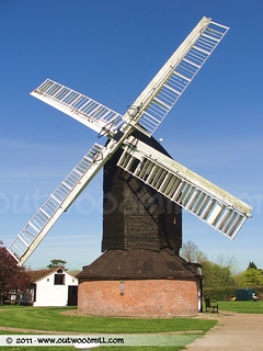 Outwood Mill | Outwood Post Mill | External View 39 | by Outwood Windmill