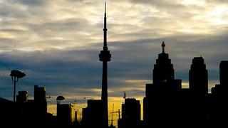 Toronto Skyline | by jareed