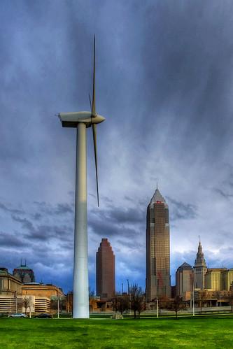 ohio windmill skyline cleveland topaz simplify photomatix lotsacolor