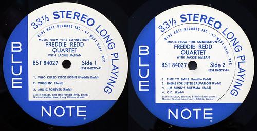 "4027- Freddie Redd Quartet ""The Connection"" (1960) l"