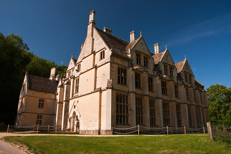 Woodchester Mansion, Woodchester Park
