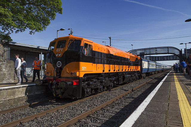 071 at Thurles 13-May-16