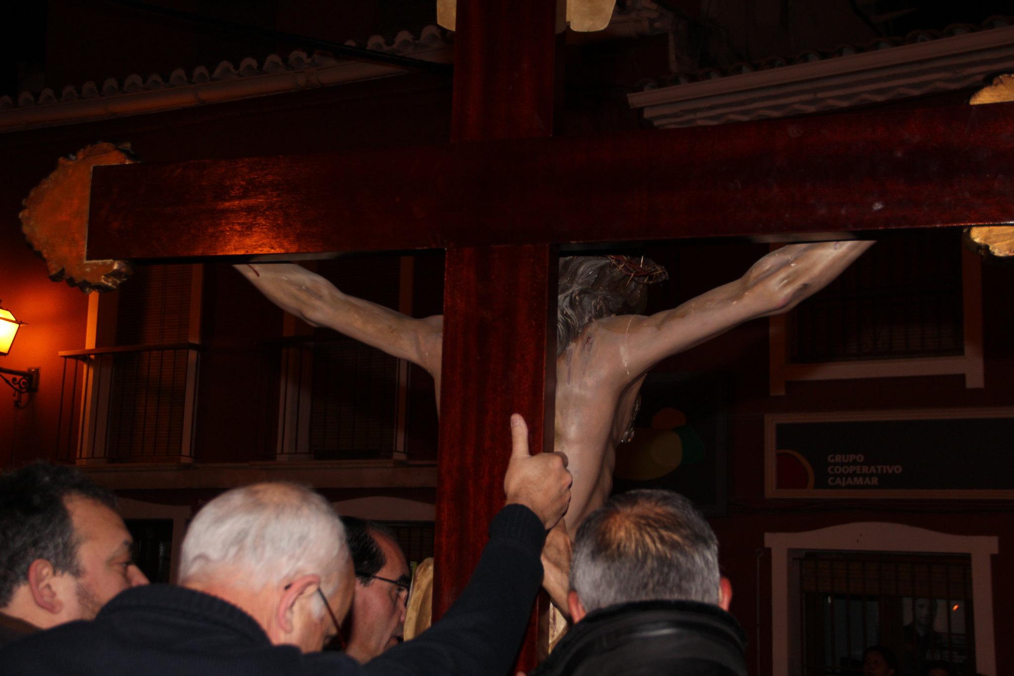 (2016-03-18) - VII Vía Crucis nocturno - Antonio José Verdú Navarro (048)
